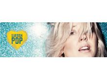 Veronica Maggio är en av programledarna på Svensk Pop