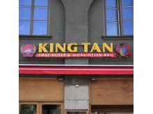 Neonskylt Kingtan