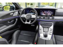 Mercedes-AMG 4-dørs coupé