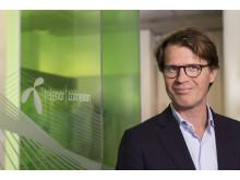 Mats Lundquist, VD, Telenor Connexion