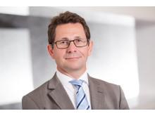 Mikael Leksell, vd Siemens i Sverige och Norden