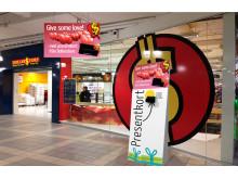Elektroniska presentkort skapar spring i butiken för Dollarstore