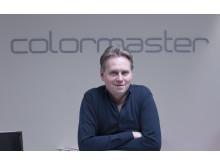 Colormaster-sjef David Hesland