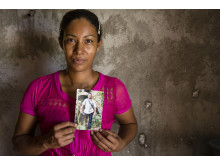 Aminda Lopez - enke til dræbt skovaktivist