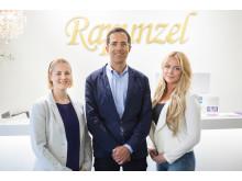 Rapunzel of Sweden - Ny VD