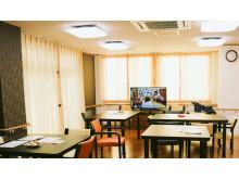 Panasonic addressing aging demographics in Japan through elderly healthcare facility