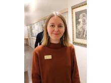 Hanna Liljeqvist, bibliotekarie, Svenska barnboksinstitutet