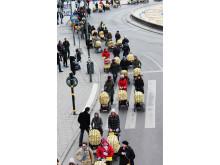 Barnvagnsmarschen 2012