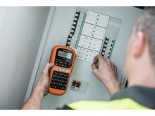 Soluciones de indentificación para electricistas e instaladores