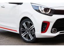 Nye Kia Picanto GT-Line detaljer