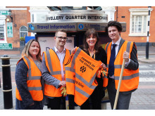 Jewellery Quarter BID become station adopters