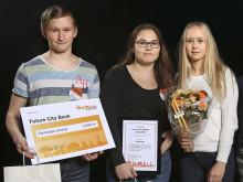 Säbyskolan, Rönninge, vann Future City Modell 2015/2016