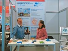 Forschungsgruppe Verkehrslogistik auf der InnoTrans 2018 in Berlin