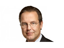 Anders Borg var en av talarna på D-Congress och spådde goda möjligheter för Sverige.