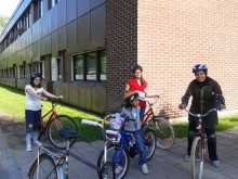 Prisad Cykelskola
