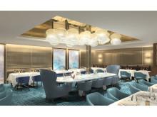 Celebrity Edge, Cyprus - en af de 4 hovedrestaurantene