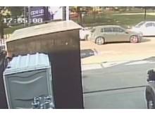 CCTV still of vehicle