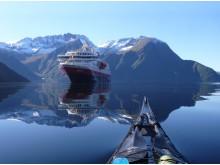 Круиз на Хуртирутен - прекрасный способ познакомиться с Норвегией