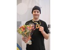 Guldmedaljören Daniel Ericsson