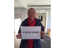 4G til Hobøl