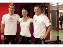 Triathlon Patric och Johnie