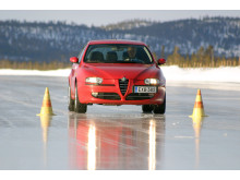 Skill Driving on Ice