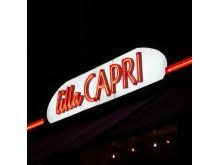 Neonskylt Lilla capri