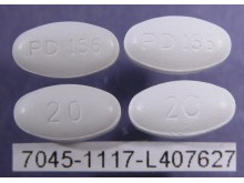 Falska läkemedel; äkta och falska Lipitortabletter