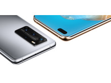 P40 Pro_Appearance of the combination