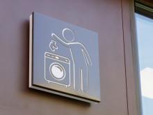 Tvättstuga för social samvaro