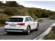 Audi A4 allroad quattro - dynamisk rear