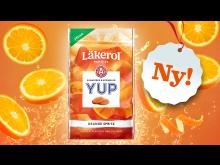 Läkerol YUP Orange Spritz_nyhet
