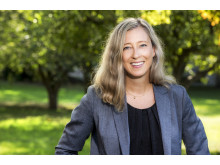 Kristina Henschen, generalsekreterare Radiohjälpen