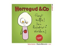 Herregud & Co vykortsbok
