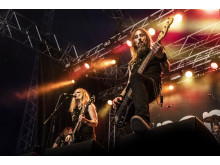 Nemisbandet Cobra Cult på Sweden Rock Festival 2019
