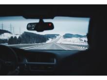 Vinterväg vinterdäck bilist_If