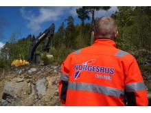 Norgeshus Tinde Bolig skal bygge huset til Heidi Weng