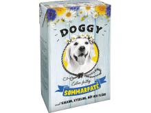Doggy säsongstetra frilagd