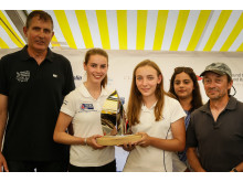 High res image - Raymarine - RTIR Young Sailor Trophy Winners 2018