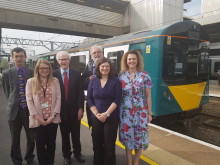 Marston Vale Class 230 entry into service