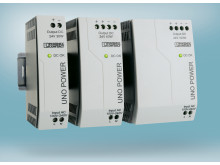 Power Supplies for Compact Control Cabinets