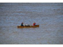 Hi-res image - Ocean Signal - Adam Weymouth and Ulli Mattsson on the Yukon river