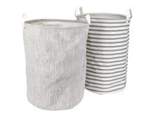 Laundry basket ASGEIR Ø36xH50cm ass. SDP (49,95 DKK)