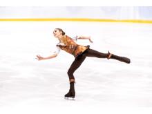 USM 2015 – Kortprogrammet – Alessia Hägg
