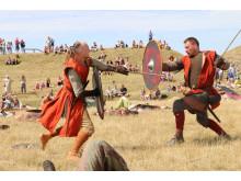 Vikingekrigere på togt i Kina