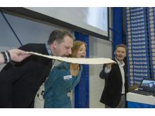 Invigning Polarbageriet Bredbyn 25 februari 2016