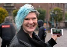Nya appen Be Here Then levandegör Lunds kulturhistoria.