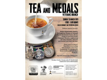 Tea and medals