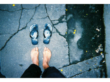 January 2016 Feet on the ground