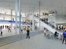 Entréhall Åby Arena